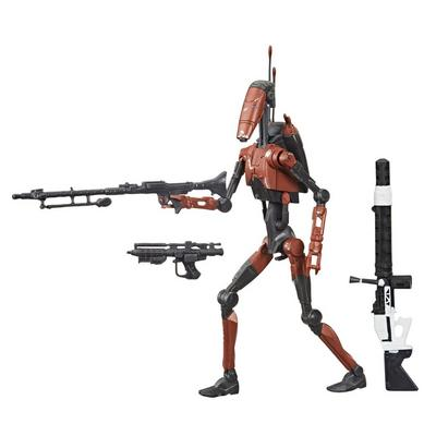 Star Wars: Battlefront II Heavy Battle Droid The Black Series Action Figure Only at GameStop