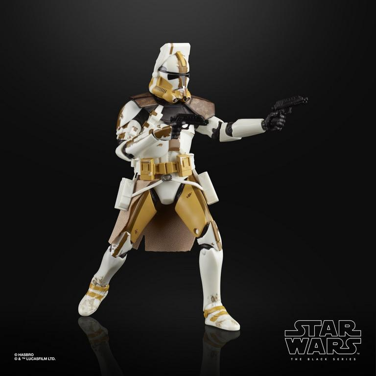 Star Wars: The Clone Wars Clone Commander Bly The Black Series Action Figure