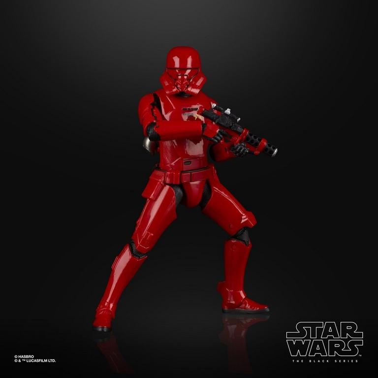 Star Wars Episode IX: The Rise of Skywalker Sith Jet Trooper The Black Series Action Figure