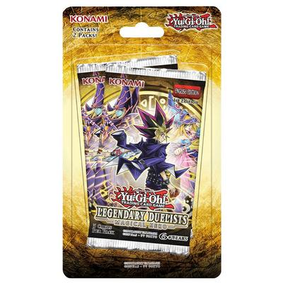 Yu-Gi-Oh! Legendary Duelists Magical Hero Blister Pack