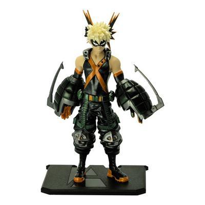 My Hero Academia Katsuki Bakugo Metallic Statue Only at GameStop