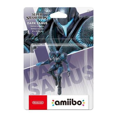 Super Smash Bros. Dark Samus amiibo