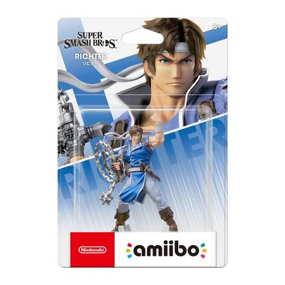 Super Smash Bros. Richter amiibo