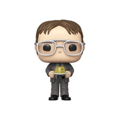 POP! TV: The Office Dwight Schrute with Gelatin Stapler