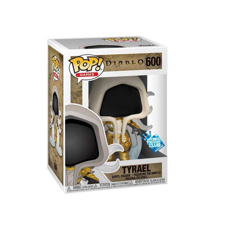 POP! Games: Diablo Tyrael Only at GameStop