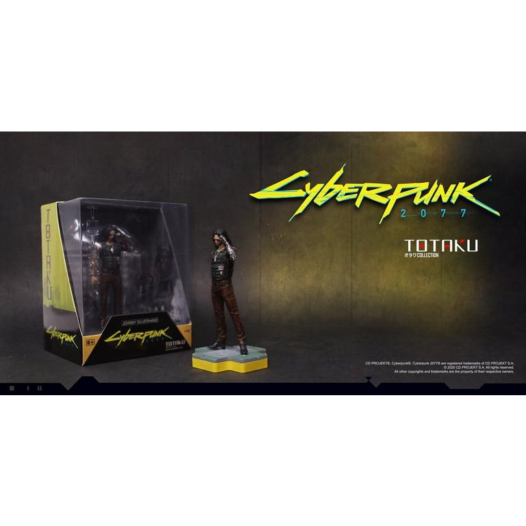 Cyberpunk 2077 Johnny Silverhand TOTAKU Collection Figure