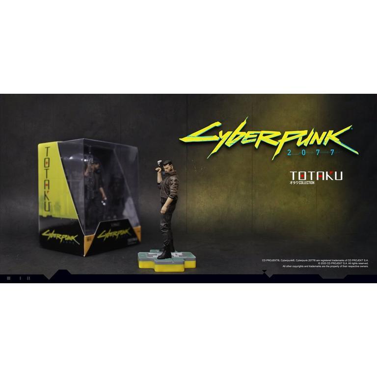 Cyberpunk 2077 Male V TOTAKU Collection Figure