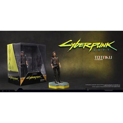 Cyberpunk 2077 Female V TOTAKU Collection Figure
