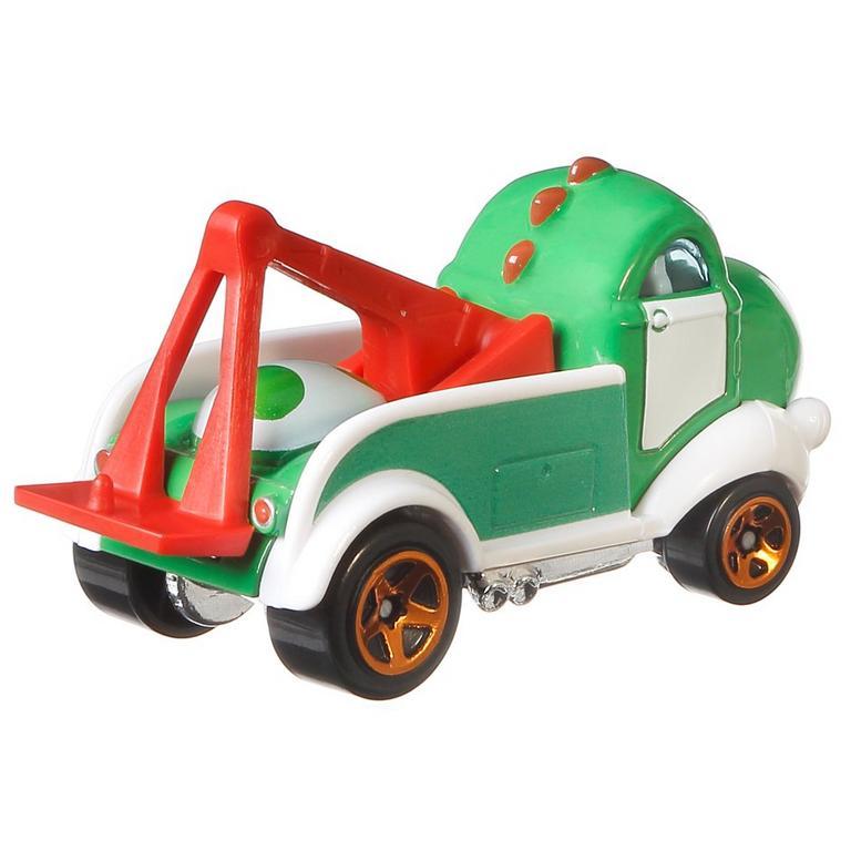 Hot Wheels Super Mario Bros. Gaming Character Car (Assortment)