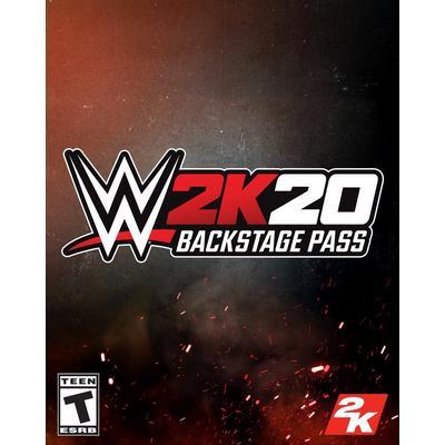 WWE 2K20 Backstage Pass