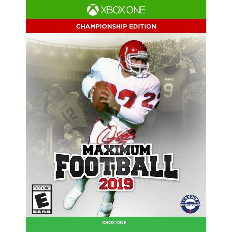 Doug Flutie Maximum Football 2019