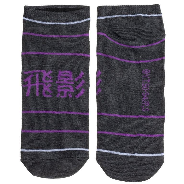 Yu Yu Hakusho Ankle Socks 5 Pack