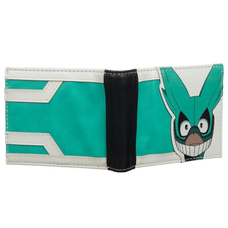 My Hero Academia Deku Costume Bifold Wallet