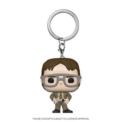 Pocket POP! Keychain: The Office Dwight Schrute