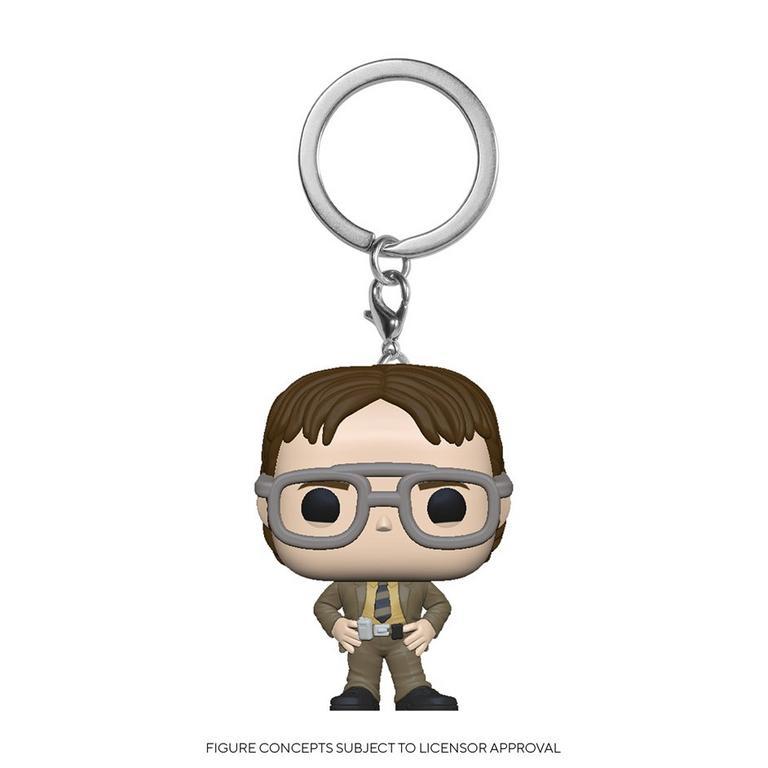 Pocket POP! Keychain: The Office Dwight Schrute