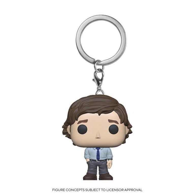 Pocket POP! Keychain: The Office Jim Halpert