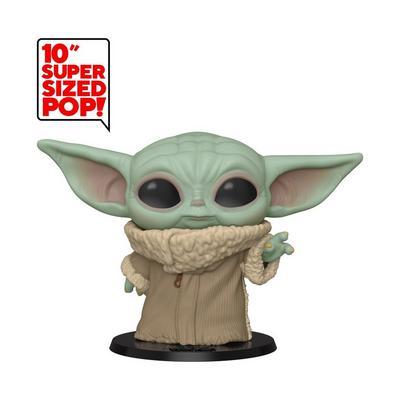 POP! Star Wars: The Mandalorian The Child 10-inch