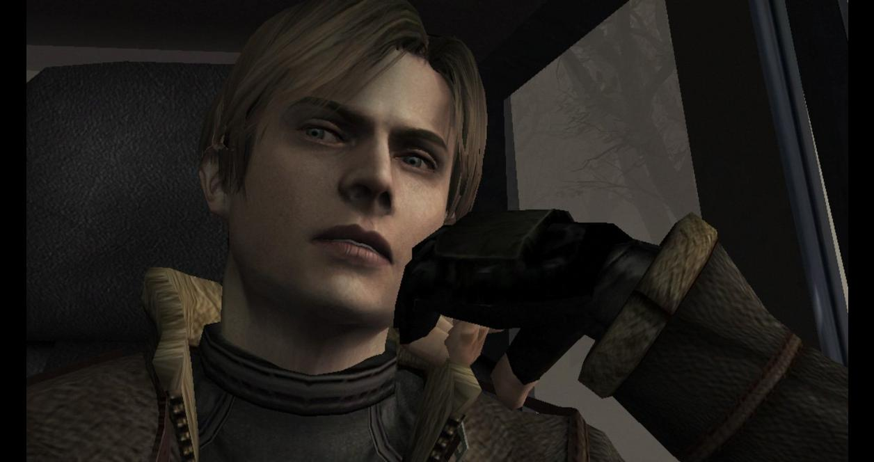 Resident Evil 4 Nintendo Switch Gamestop