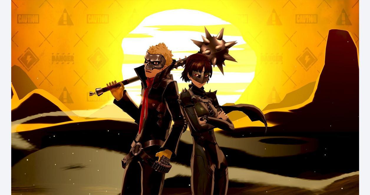 Persona 5 Royal Phantom Thieves Edition