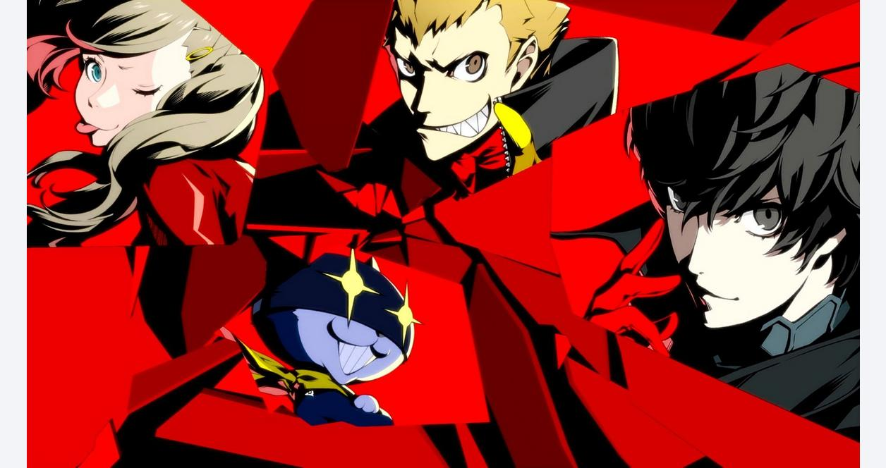 Persona 5 Royal Phantom Thieves Edition