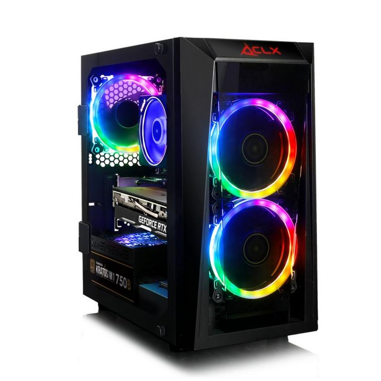 CLX SET RTH9A14M Gaming Desktop