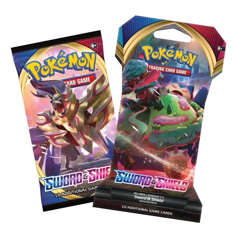 Pokemon Trading Card Game: Sword and Shield Sleeved Booster Pack