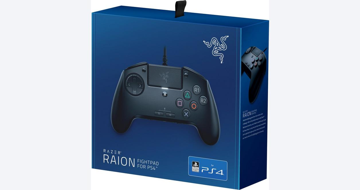 Raion Fightpad for PlayStation 4