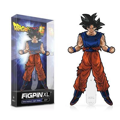 Dragon Ball Super Ultra Instinct -sign- Goku FiGPiN XL Only at GameStop