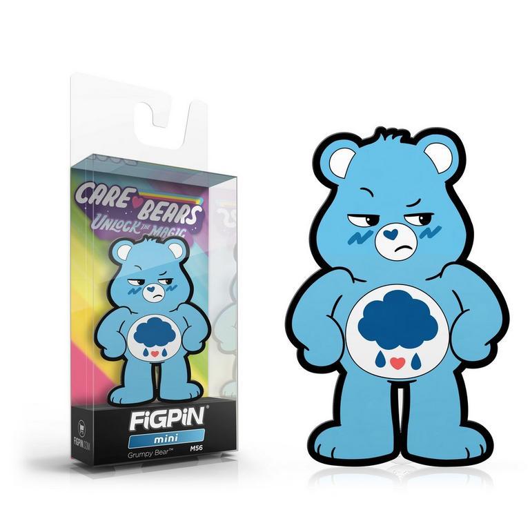 Care Bears: Unlock the Magic Grumpy Bear FiGPiN Mini