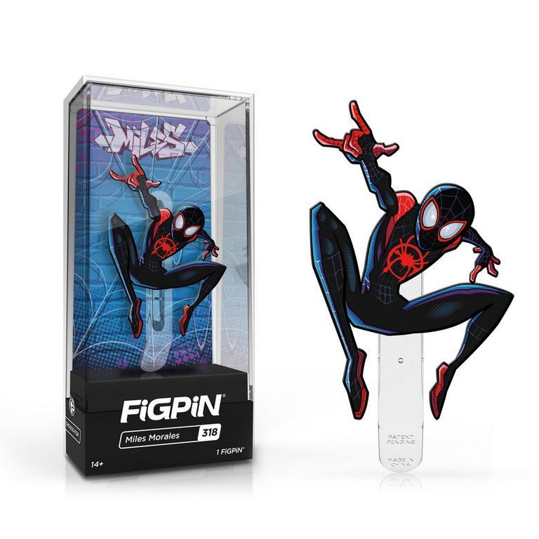 Spider-Man: Into the Spider-Verse Miles Morales FiGPiN