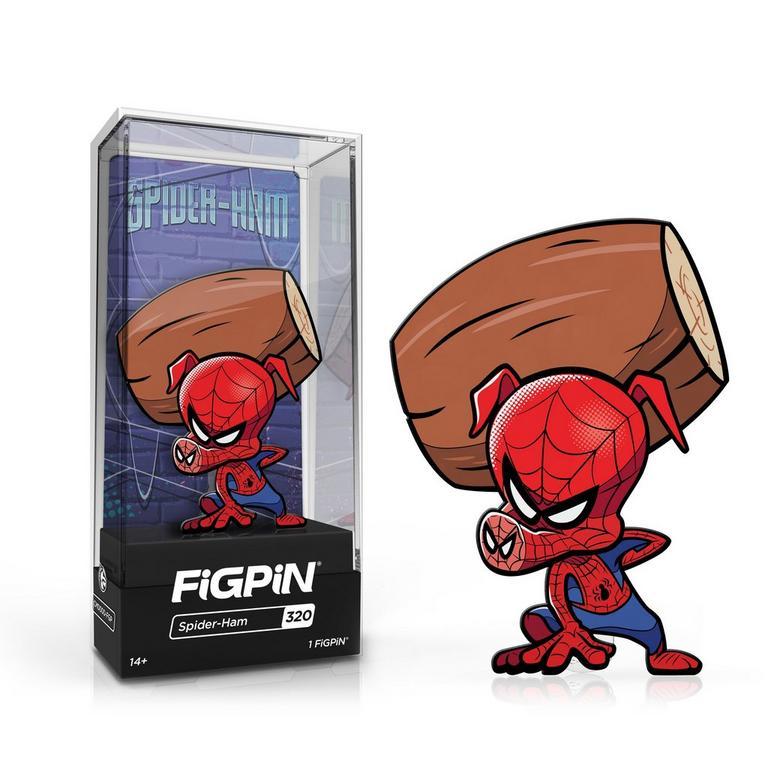 Spider-Man: Into the Spider-Verse Spider-Ham FiGPiN