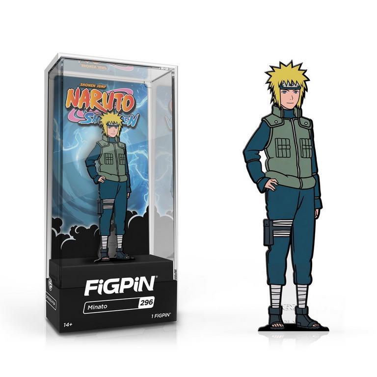 Naruto Shippuden Minato FiGPiN