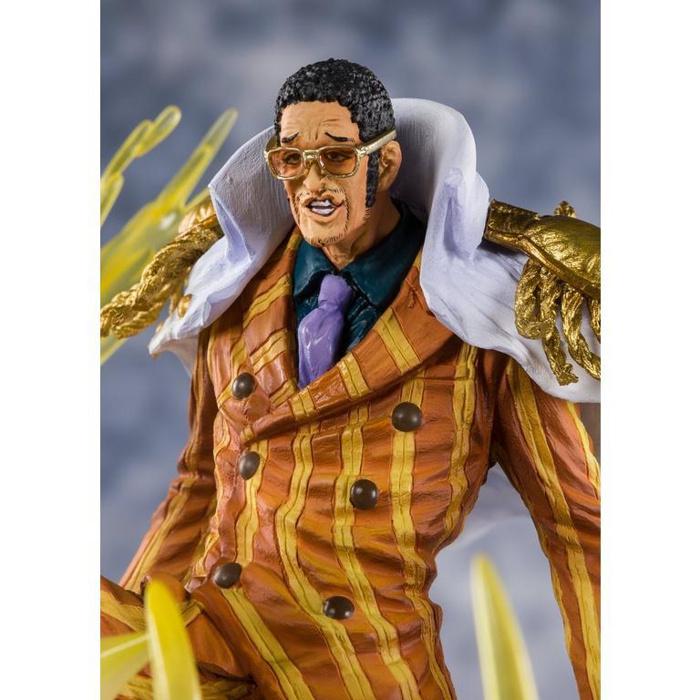 One Piece Borsalino The Three Admirals Figuarts ZERO Statue