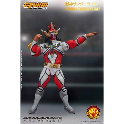 New Japan Pro-Wrestling Jyushin Thunder Liger Action Figure