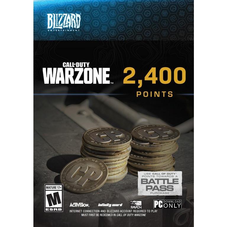 Call of Duty: Modern Warfare 2,400 Points