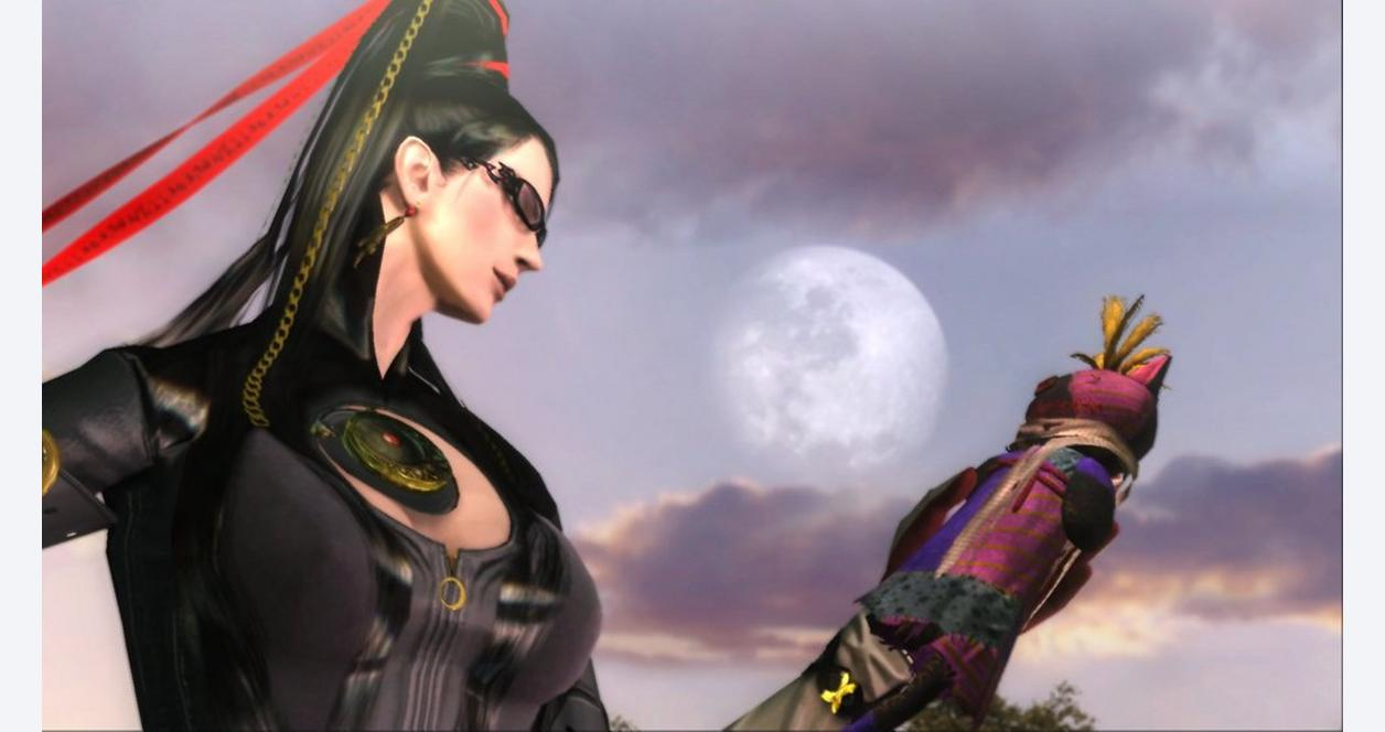 Bayonetta and Vanquish 10th Anniversary Bundle
