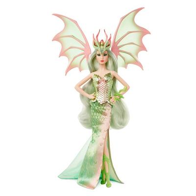Dragon Empress Mythical Muse Series Barbie Collector Doll