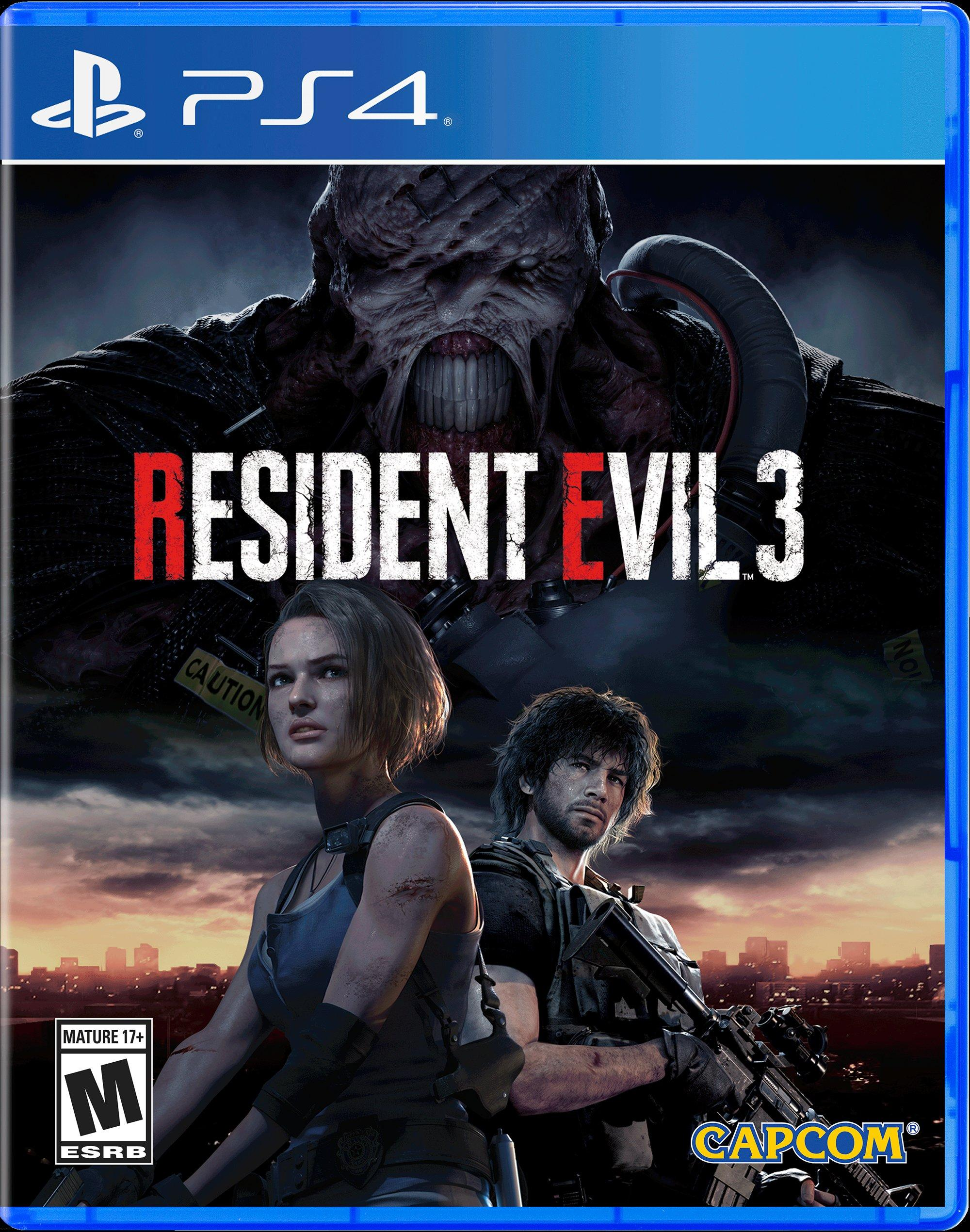 Resident Evil 3 Remake Playstation 4 Gamestop