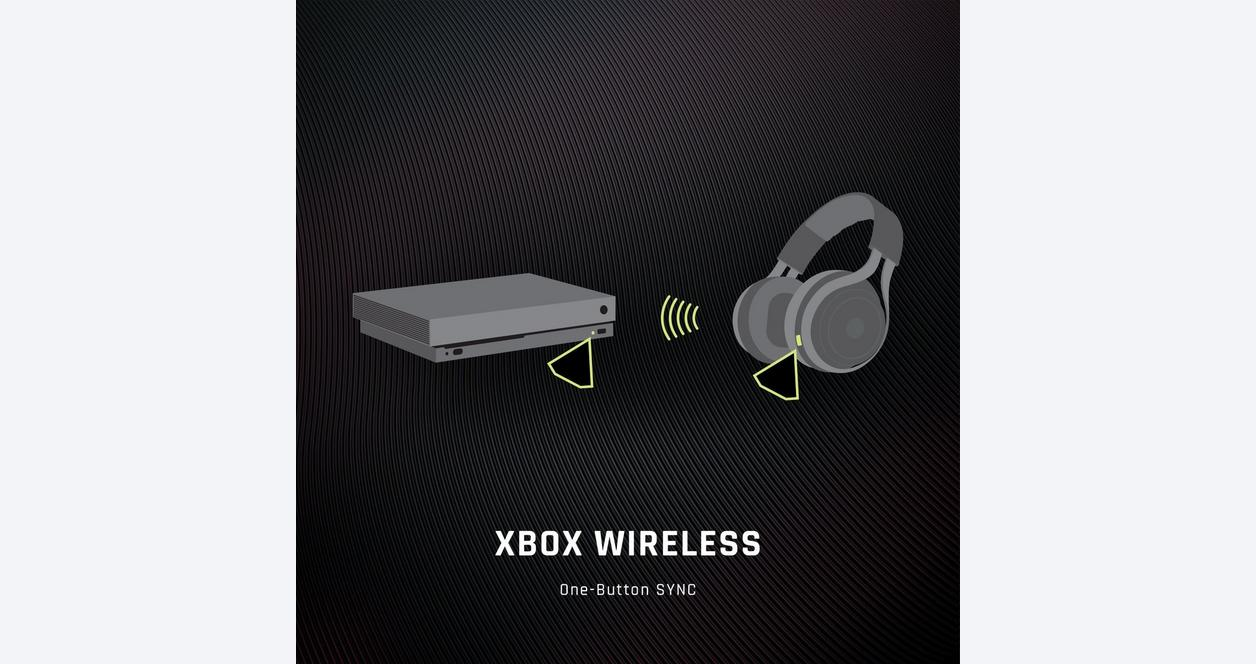 LS35X Rose Gold Direct Connect Wireless Gaming Headset for Xbox One