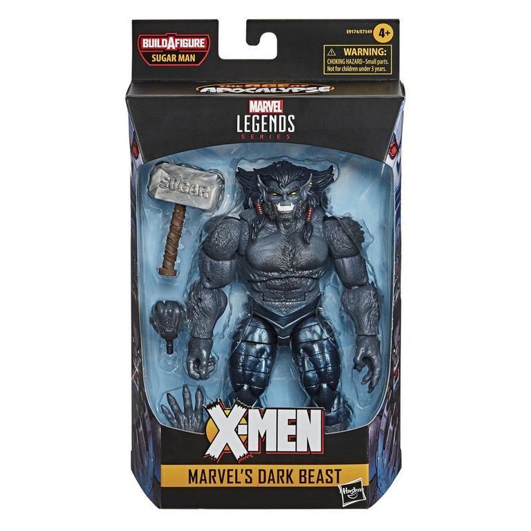 Marvel Legends Series X-Men Dark Beast Action Figure
