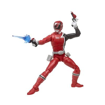 Power Rangers S.P.D. Red Ranger Lightning Collection Action Figure