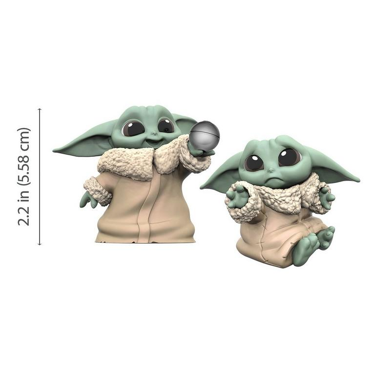 Star Wars: The Mandalorian The Child Don't Leave and Ball Toy The Bounty Collection Figure 2 Pack