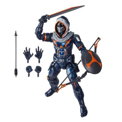 Marvel Legends Series Black Widow Taskmaster Action Figure