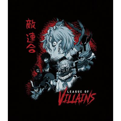 My Hero Academia League of Villains T-Shirt
