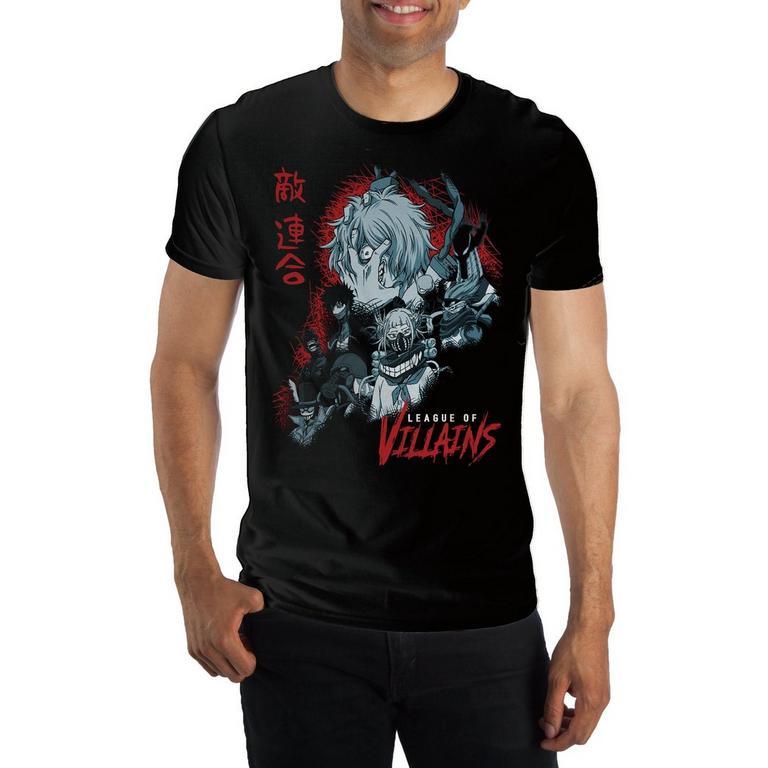 My Hero Academia League of Villains T-Shirt