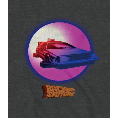 Back to the Future The DeLorean Time Machine T-Shirt