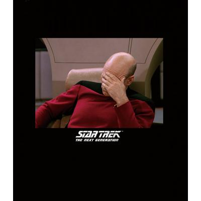 Star Trek: The Next Generation Captain Picard T-Shirt