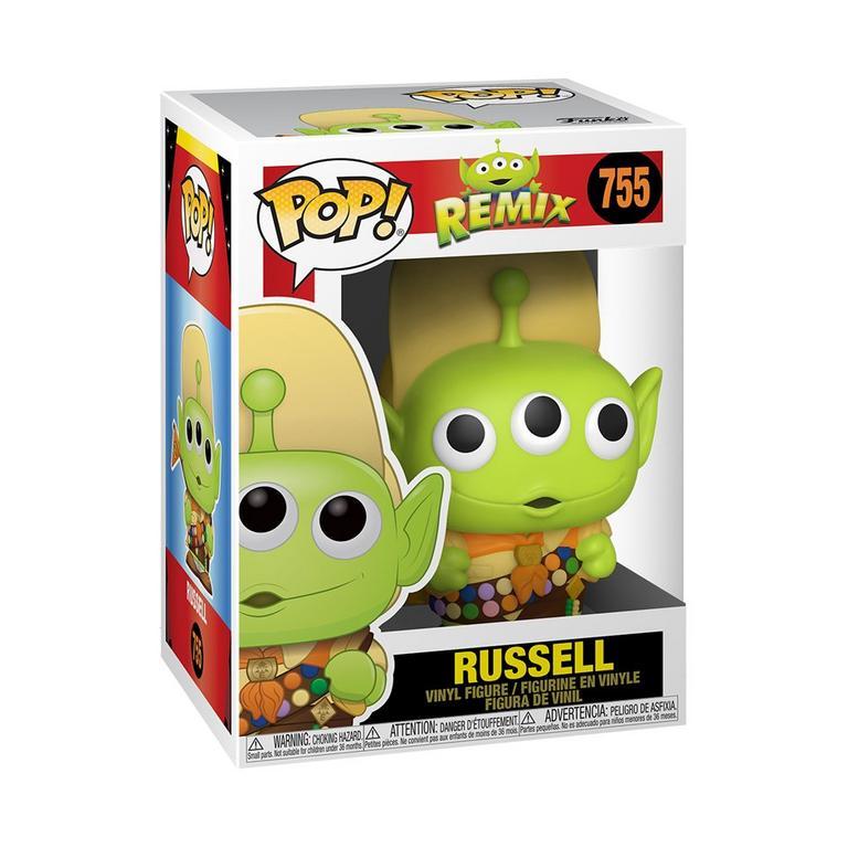 POP! Disney: Pixar Alien Remix Russell