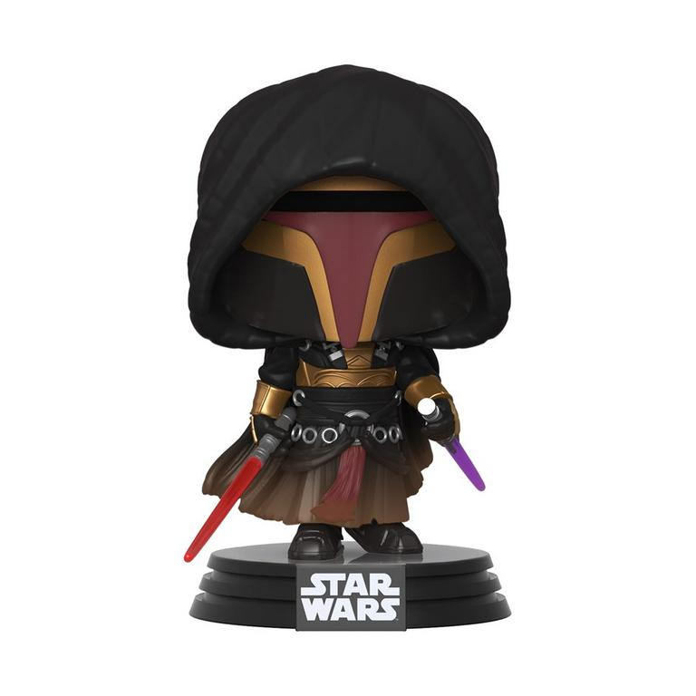 POP! Games: Star Wars: Knights of the Old Republic Revan Only at GameStop