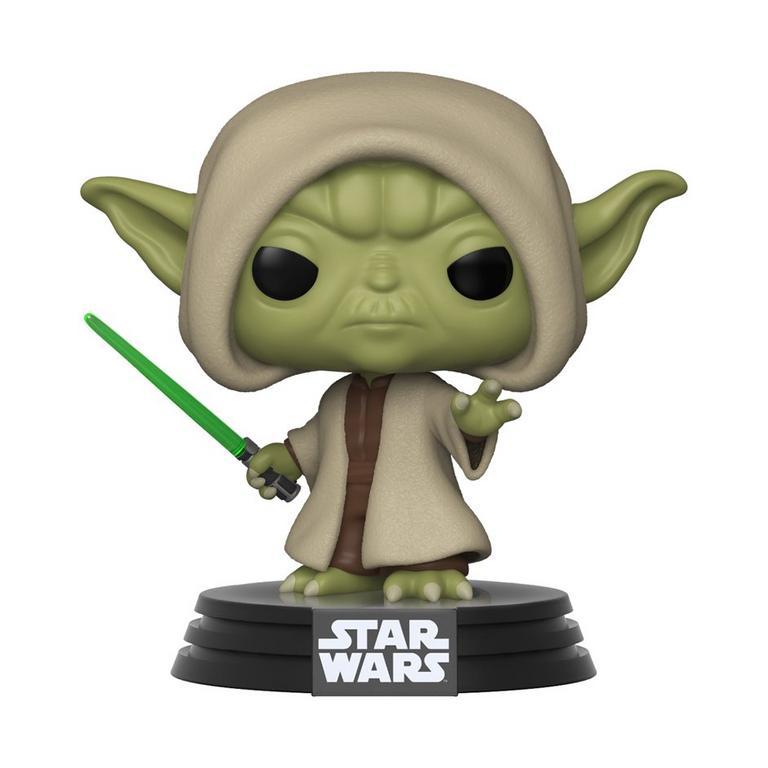 POP! Games: Star Wars: Battlefront Yoda Hooded Only at GameStop
